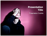Depression Treatment PowerPoint Background