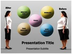 Lowering Cholestrol Templates PowerPoint, Lowering Cholestrol PowerPoint Slide Templates