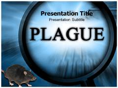 Plague PowerPoint Slides
