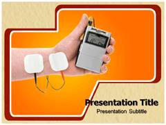 Tens Unit Template PowerPoint