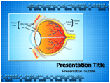 Uveitis Template PowerPoint