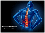 Back Injuries PowerPoint Backgrounds