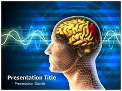 Brain Concussion PowerPoint Design