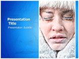 Hypothermia PowerPoint Backgrounds