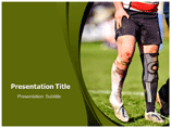 Superficial Injuries Template PowerPoint