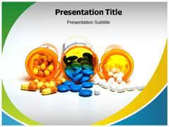 Sleep Medicine Template PowerPoint