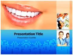 Teeth PowerPoint Slide