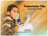 Nebulizer PowerPoint Theme