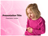 Pediatric Abdominal Pain Template PowerPoint