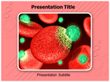 Plasmodium Falciparum Template PowerPoint