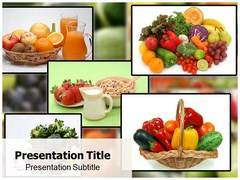 Nutrition Template PowerPoint