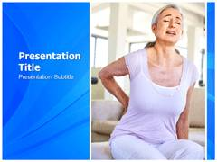Back Pain Treatment PowerPoint Slides