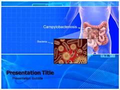 Campylobacteriosis PowerPoint Slides