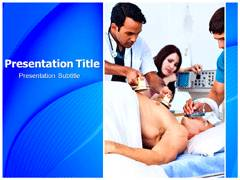 Defibrillator PowerPoint Designs, Defibrillator PowerPoint Design Templates
