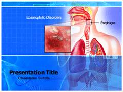 Eosinophilic Disorders PowerPoint Slides