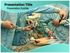 Laparoscopy PowerPoint Slides