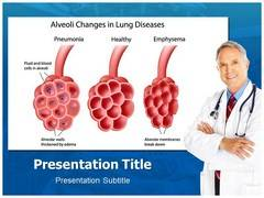 Lung Diseases PowerPoint Slides