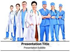 Health Professional Template PowerPoint