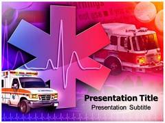Rescue Medical PowerPoint Background