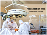 Surgery Procedures Template PowerPoint