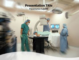 Medical Operation PowerPoint Slide