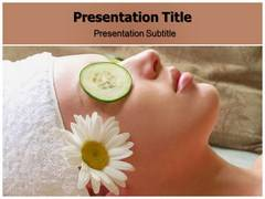 Aromatherapy Massage Template PowerPoint
