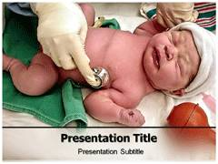 Children Hospital PowerPoint Background