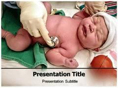 Children Hospital PowerPoint Background
