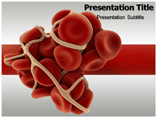 Coagulation Cascade PowerPoint Background