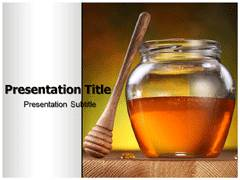 Honey PowerPoint Slides