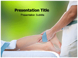 Physical Therapist Template PowerPoint