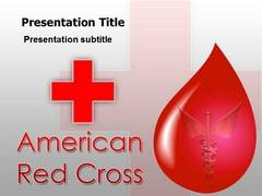 Red Cross Template