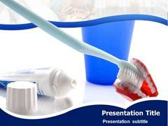 Oral Hygiene Power Point Design