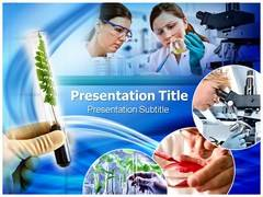 Biology PowerPoint Backgrounds