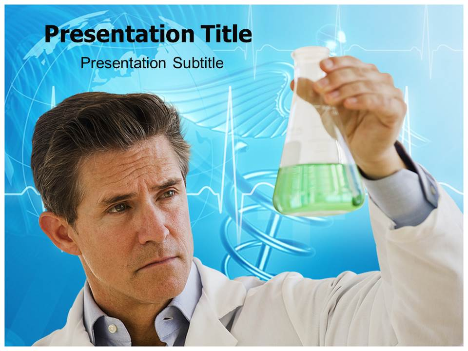 Chemical Test PowerPoint Template