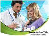 Doctor Consultation PowerPoint Template