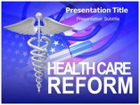 Health Care Reform Powerpoint Template