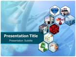 Medical Science and Technology PowerPoint Template