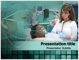Medical Nurse Powerpoint Template
