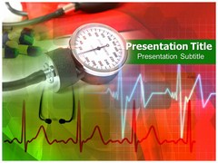 Blood Pressure PowerPoint Template