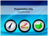 Drugstore PowerPoint Template