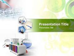 Allergy Test PowerPoint Templates